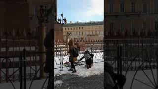 Смотреть видео Кемерово! Санкт-Петербург #скорбим вместе с вами онлайн