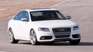 2010 Audi S4 Quattro Comparison Test