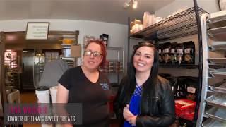 Emily Hatfield partners with Tina's Sweet Treats