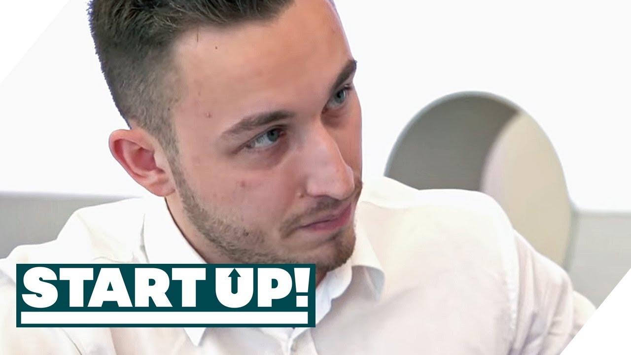 Daniel will die Leute in sein Schaukelbett holen | Start Up! | SAT.1 TV