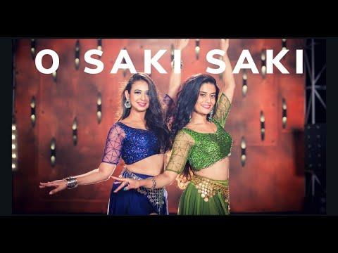 O Saki Saki  Batla House  Nora Fatehi  Belly Fusion  Team Naach Choreography