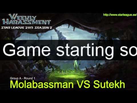 WHSL Seasong 2 Molabassman 0 VS 2 Sutekh