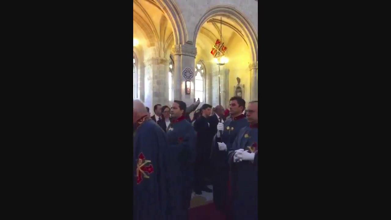 S.A.R. PIETRO di BORBONE delle DUE SICILIE A SANTA CHIARA 27 apr 2019