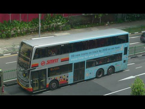 SMRT Bus Service 169, SMB5061B (Full Trip) (Direction 2)