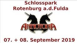Rundgang über die Annotopia in Rotenburg a.d. Fulda 2019