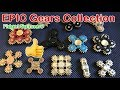 Epic ALL GEARS Collection Fidget Spinner Collection Review on Amazon (Skull, Rainbow, 9/6/4 gears)