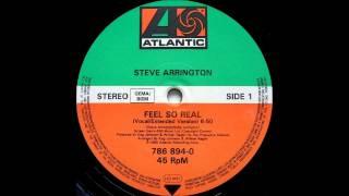 STEVE ARRINGTON  Feel So Real (Vocal ̸ Extended Version) [HQ]