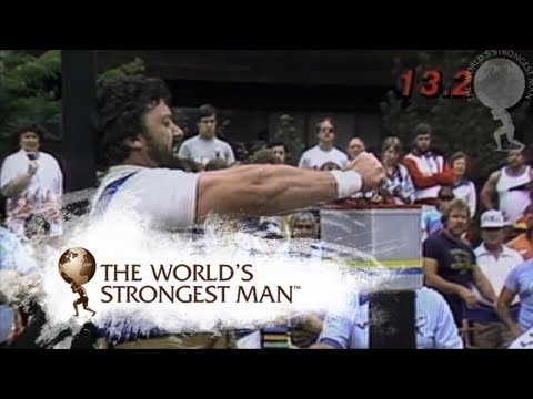 Geoff Capes | World's Strongest Man