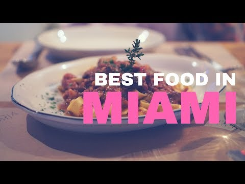 Best Food in Miami | Strada in The Grove