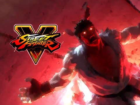 FULL CG INTRO MOVIE: Street Fighter 5