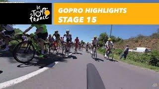 GoPro Highlight - Stage 15 - Tour de France 2017