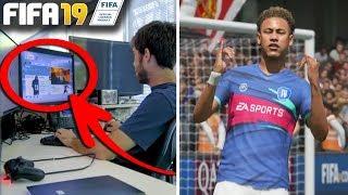 10 SECRETS Cachés Que Vous Avez Manqué sur FIFA 19 !