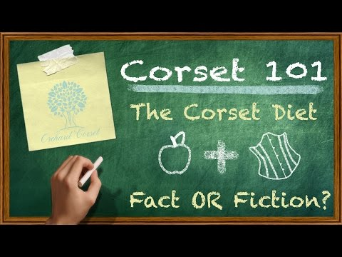 The Corset Diet: Fact or Fiction?
