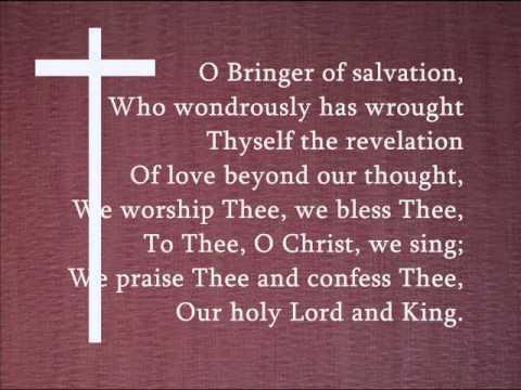 O Savior, Precious Savior - St. Andrew´s Ev.-Lutheran Church