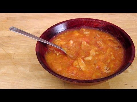 Italian Chicken Soup Recipe - Laura Vitale - Laura in the Kitchen Episode 228