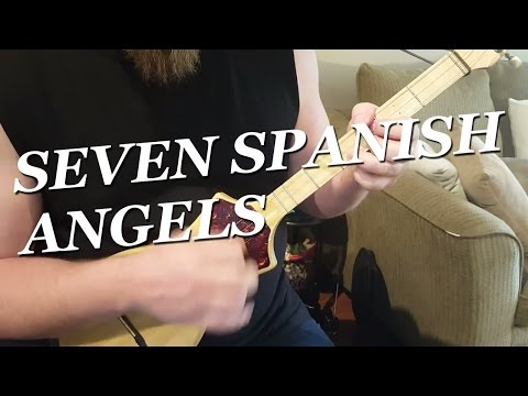 Seagull Merlin Lesson - Seven Spanish Angels by Willie & Ray