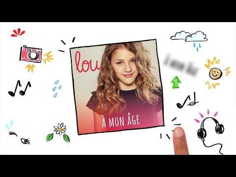 Lou | A mon âge (Video lyrics)