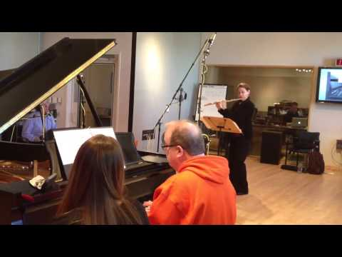 Music for Flute & Piano in the Geary Studio