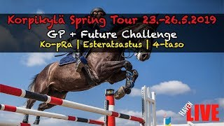 🔴 LIVE | SU | Korpikylä Spring Tour | 23.-26.5.2019 | GP + Future Challenge thumbnail