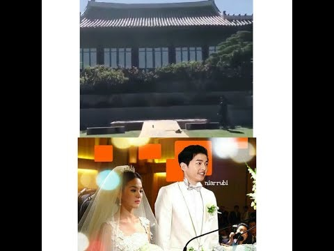 Ki ❤ Kyo couple wedding 😀Shilla Hotel  final preparations
