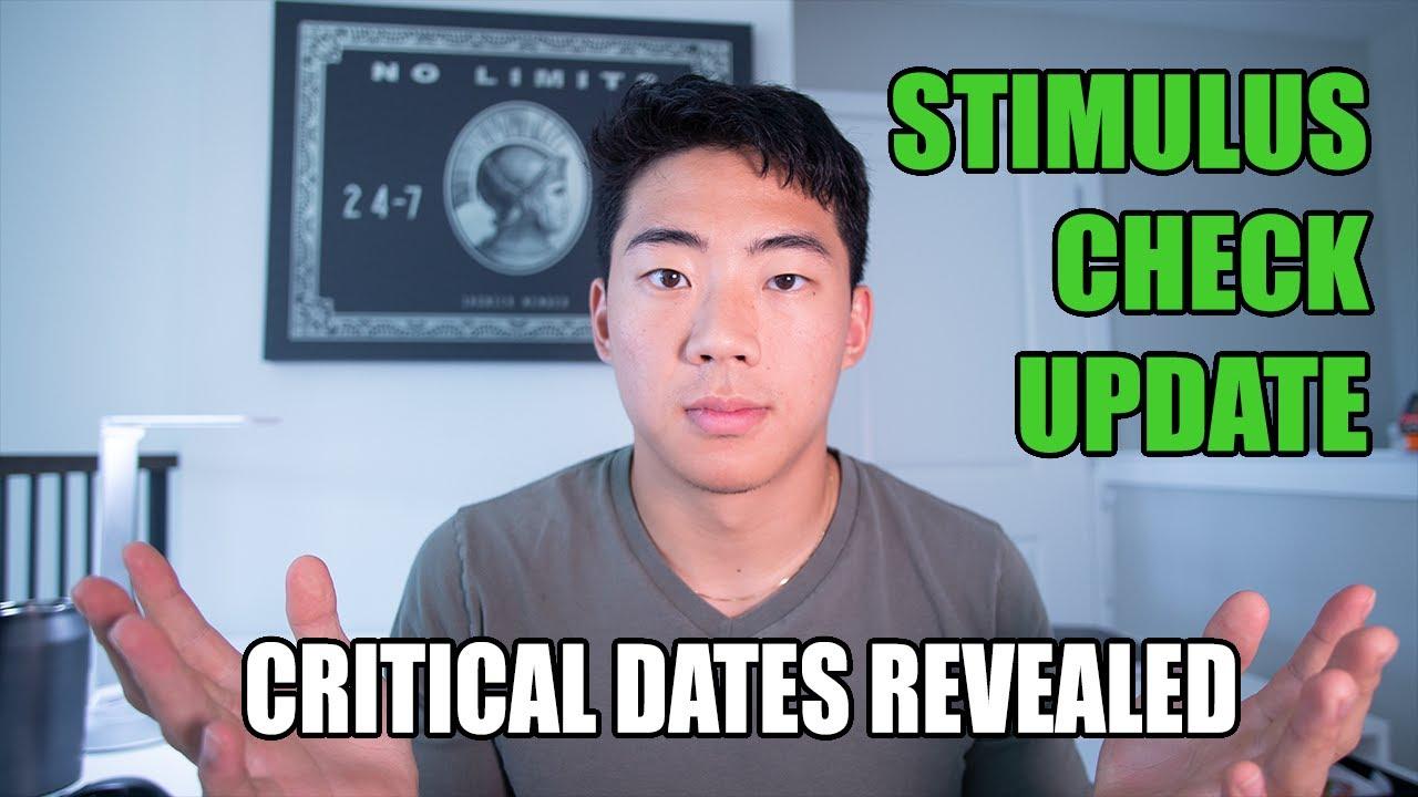 Second Stimulus Check Update FINALLY GOOD NEWS !!