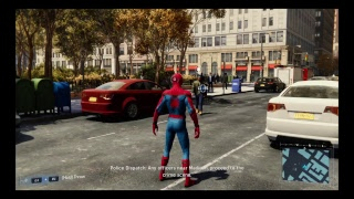 Spiderman ps4 game play part 32