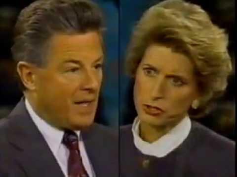WCBS NY NEWS-October 19, 1993-Carol Martin, Michele Marsh