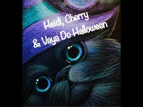 Heidi, Cherry & Vaya Do Halloween - Children † s Bedtime Story/Meditation