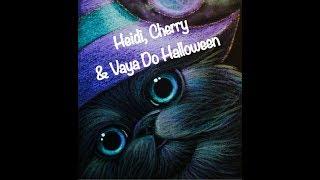 Heidi, Cherry & Vaya Do Halloween - Children's Bedtime Story/Meditation