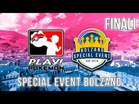 Bolzano Special Event - VGC2019 TOP 8 e FINALS!