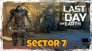 LDOE: SECTOR 7 All Mission Last Day On Earth (v.1.8.6) (Vid#32) !!