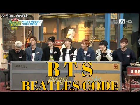 [SUB INDO] Beatles Code - BTS & Park Ji Yoon [April 2014]