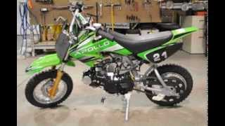 Small Kids 70cc Off Road Dirt Bikes $599 | Q9 PowerSports USA
