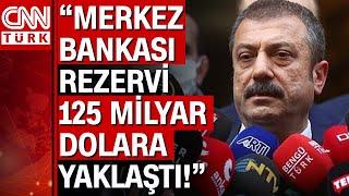 CHP Lideri Kılıçdaroğlu ziyareti sonrası Merkez Bankası Başkanı Şahap Kavcıoğlu'ndan açıklamalar