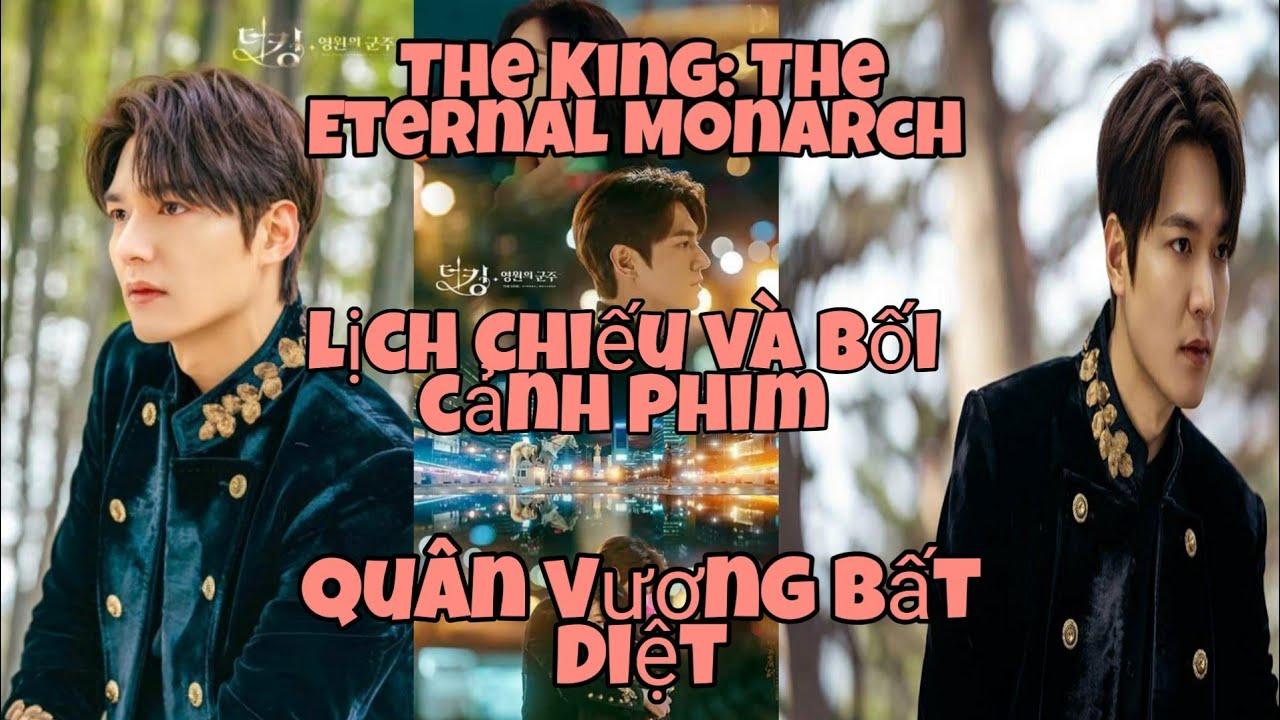 The King: Quân Vương Bất Diệt | Lee Min Ho