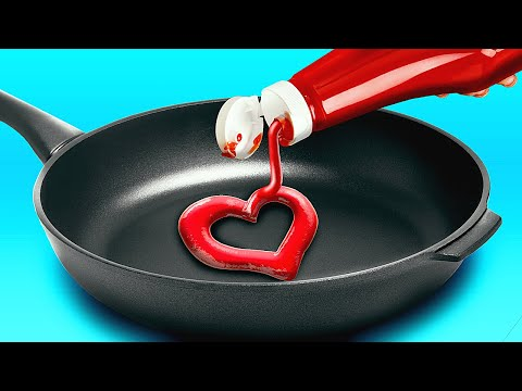 UNUSUAL COOKING TRICKS YOU SHOULD TRY || 5-Minute Dessert Recipes!