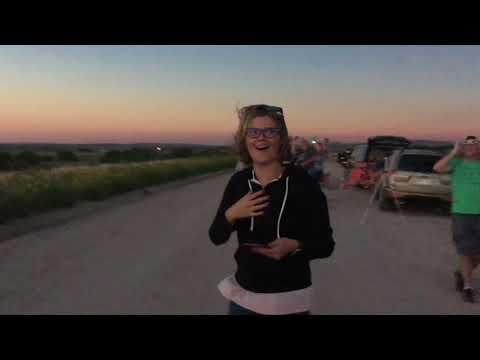 2017 Total Solar Eclipse (North of Bridgeport Nebraska)