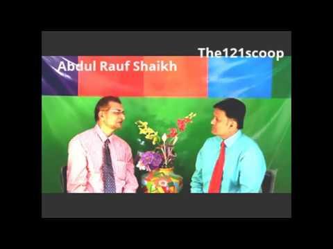 reservation  kya hai ? Abdul Rauf Shaikh Ex CEO Of Wakf Of Govt Of Maharashtra-