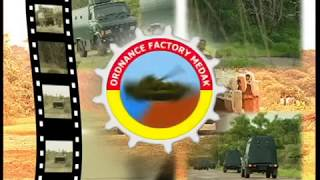 ordnance factory medak (odf ) sarath battle tank,mpv,bullet proof vehicles are manufacture