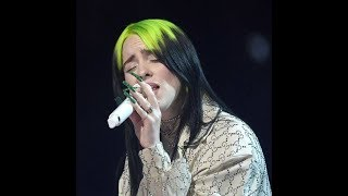 Billie Eilish -  When the party's over Live from Grammy Awards 2020!