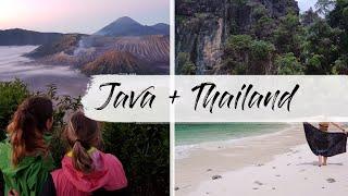 Backpacking Java + Thailand