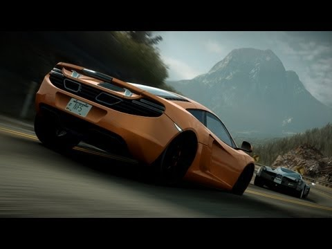 Need for Speed The Run - Race For Your Life Trailer