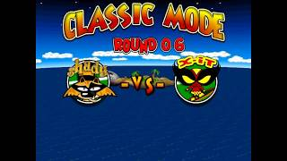 TENNIS TITANS -  Game House (CLASSIC MODE) ROUND 6 SHADY VS X-IT