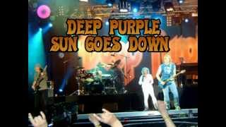 Deep Purple: Sun Goes Down