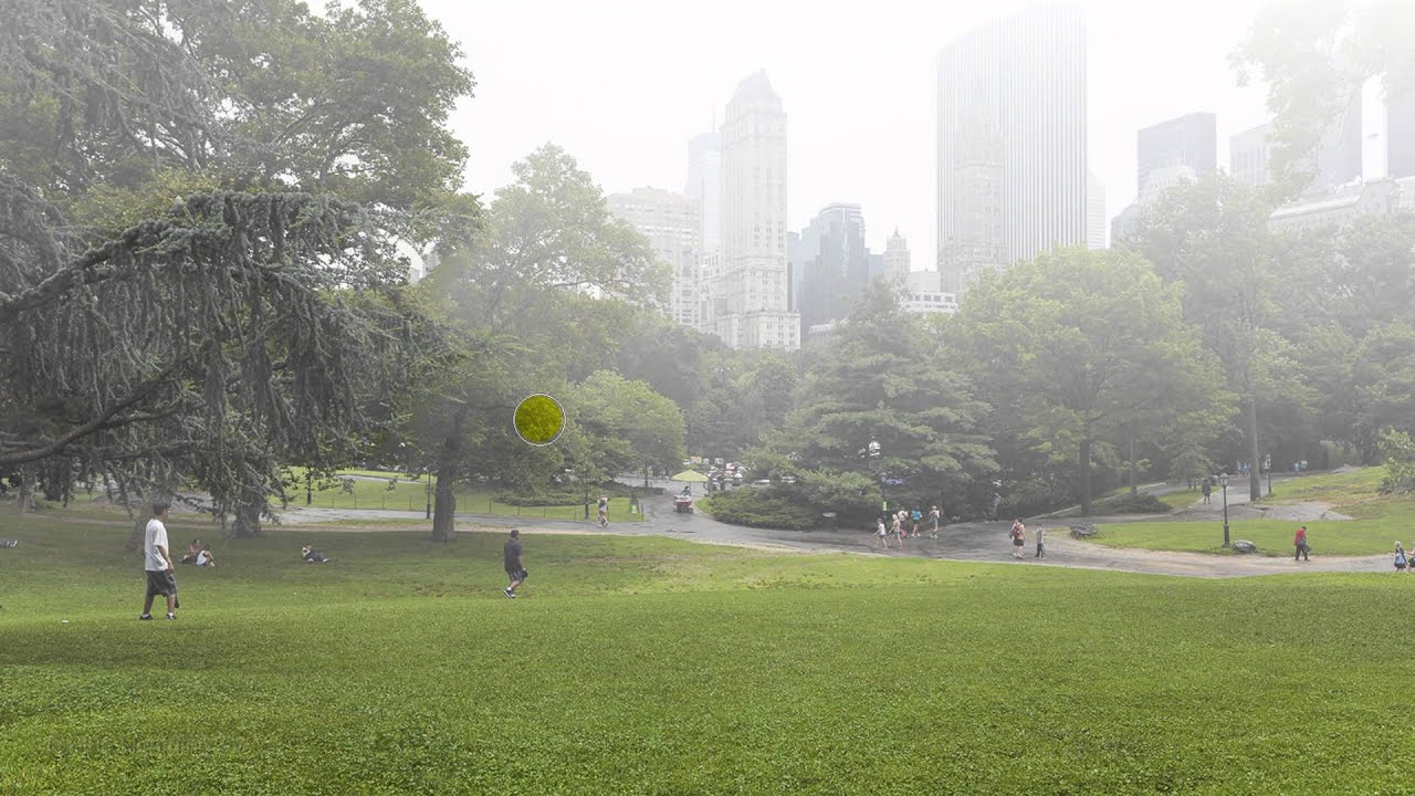 Fog - Photoshop Tutorials
