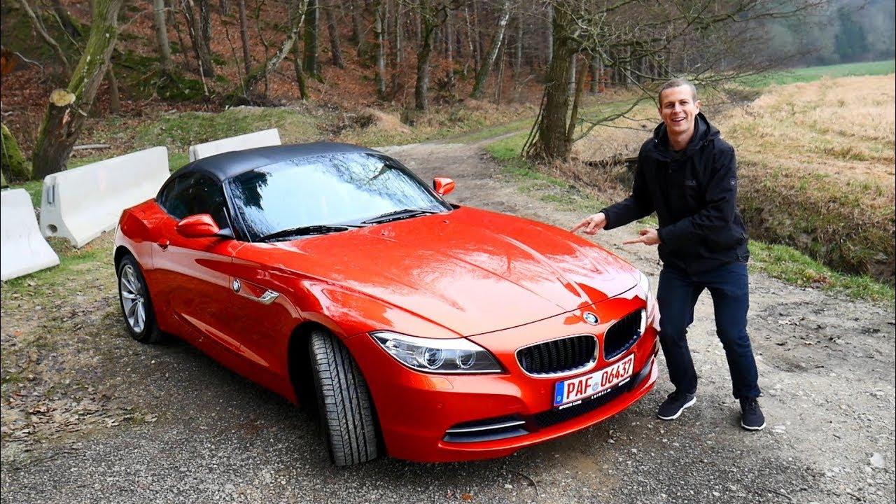 Bmw Z4 2 0 Sdrive 2014 Gebrauchtwagencheck Und Review