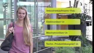 Welche Ausbildung ist die richtige für dich? – IST METZ | Maschinenbau | Industrie – interaktiv!