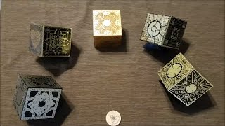 Hellraiser Boxes Reviewed