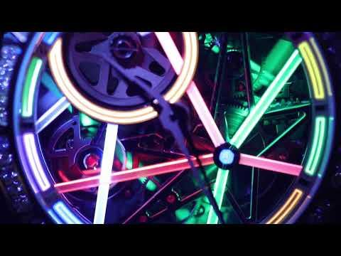 Roger Dubuis Excalibur Blacklight