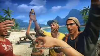 FarCry 3 клип с игры !      ?Клип который в самом  начали?